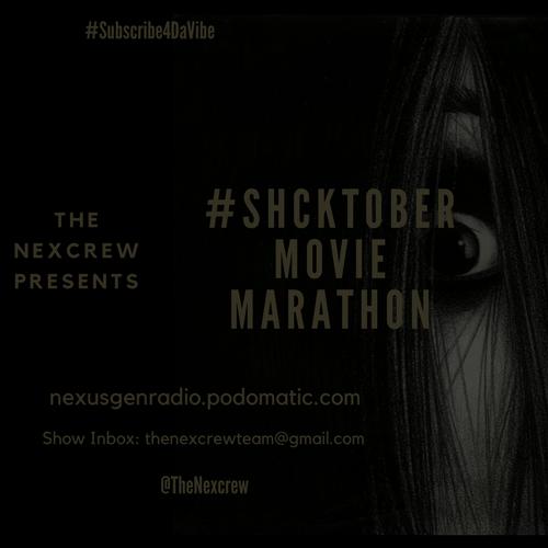 #ShckToberMovieMarathon
